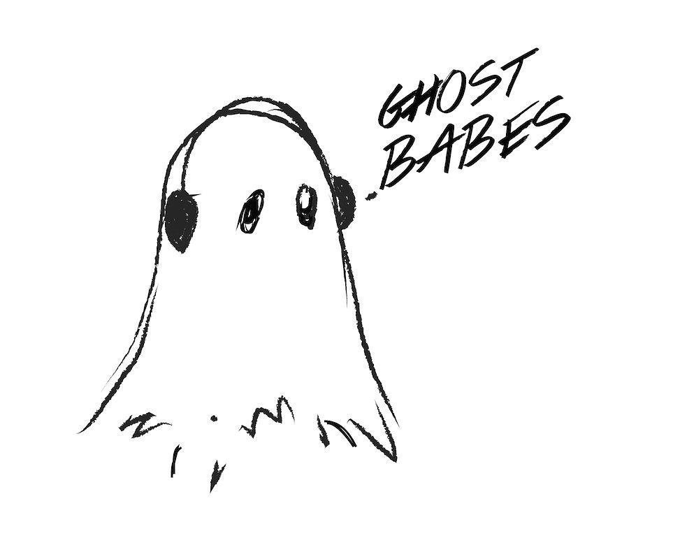 Ghost Babes Logo
