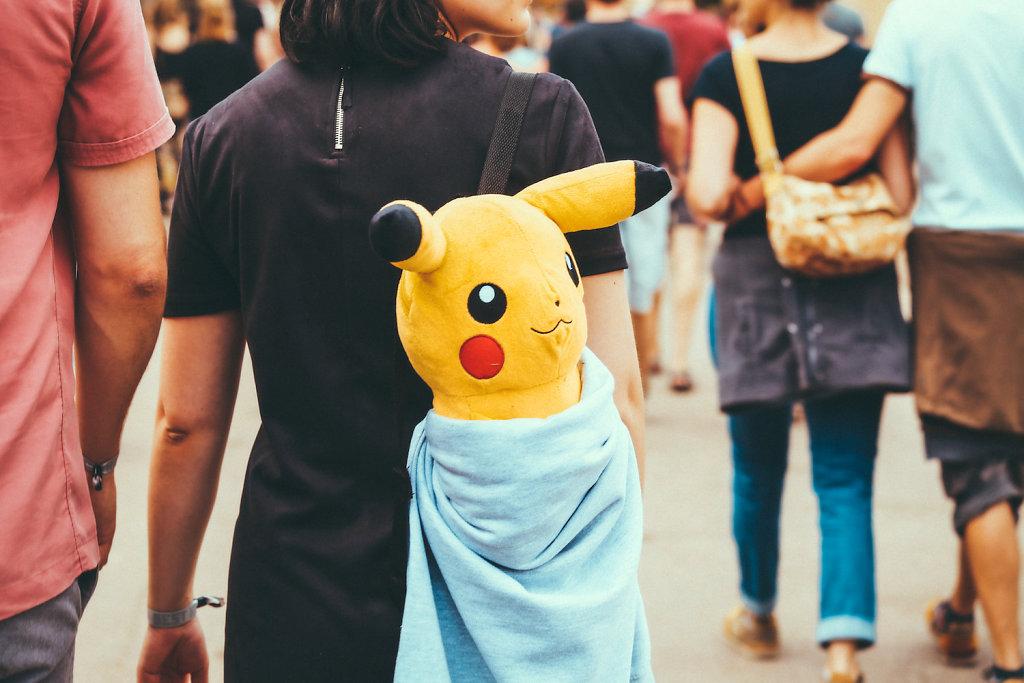 IRL Pokemon Go