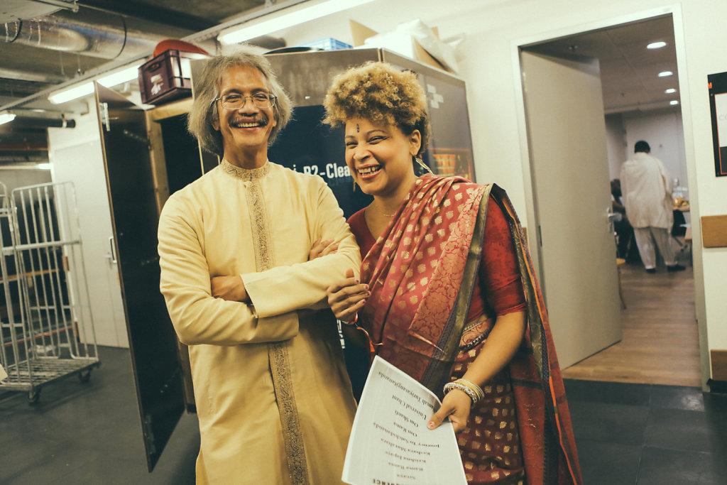 The Sai Anantam Ashram Singers