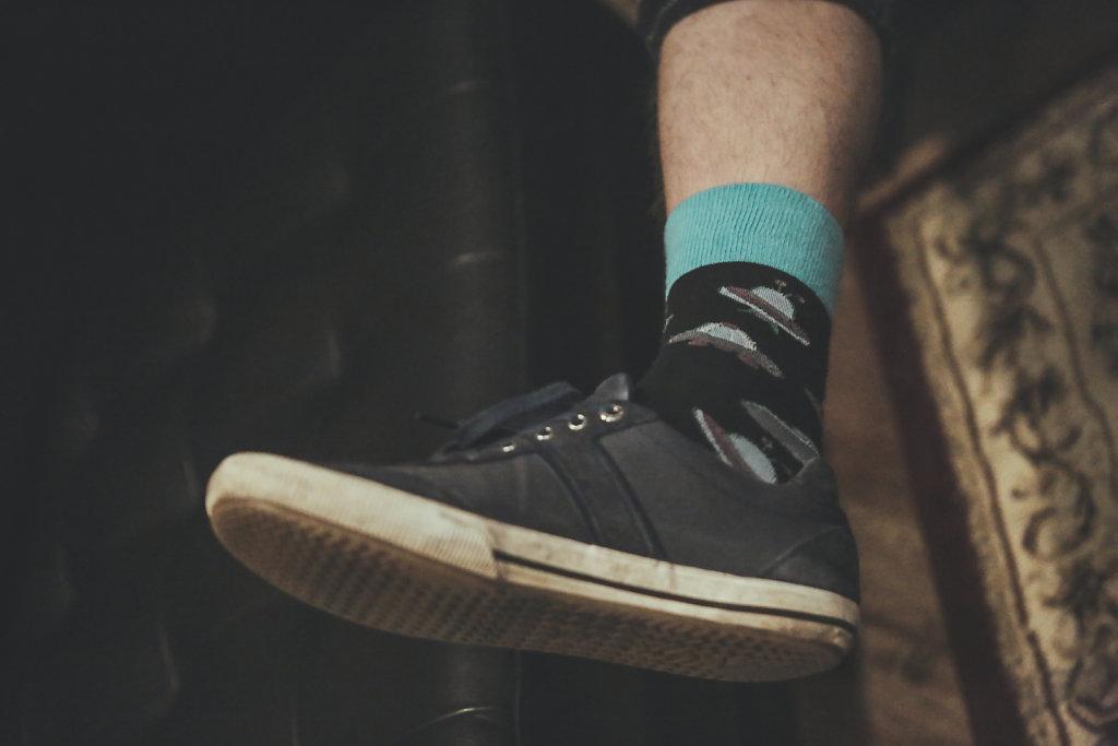 Mary Margaret O'Haraaidan's Socks-
