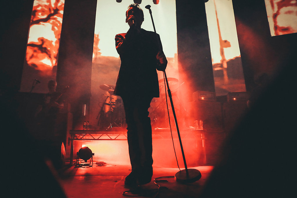 The Jesus and Mary Chain - Roundhouse, London 05/07/15   Photo by Sara Amroussi-Gilissen